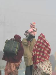 bhopal,  impact of South-Western cyclone, winter increase , Madhya Pradesh.