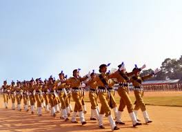shivpuri, Students, Police Cadet Scheme, first time, parade of 26 January