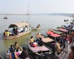 bhopal, Ganga journey on the path of development
