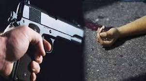 satna,  Miscreants shot businessman