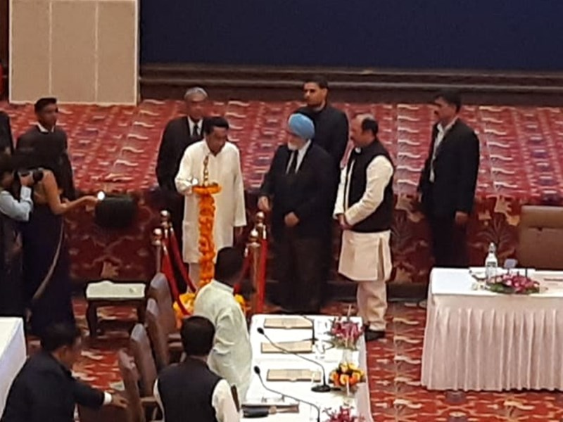 bhopal, Chief Minister ,Kamal Nath ,inaugurates workshop, Alternate Project Financing