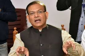 bhopal,  Jayant Sinha, statement stands, every step