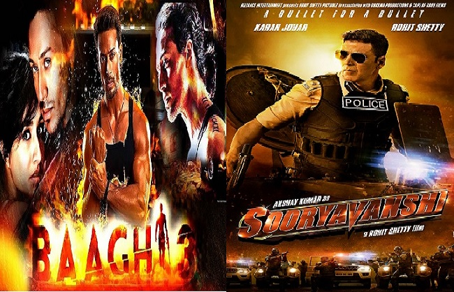 mumbai, Next month, Tiger Shroff, Baaghi 3 , Akshay Kumar, Suryavanshi ,game changers for Bollywood.