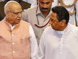 bhopal, CM Kamal Nath ,wrote a letter , Governor again