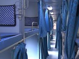 bhopal, Bhopal board re,moved curtains,blankets , AC coaches , protect from Corona