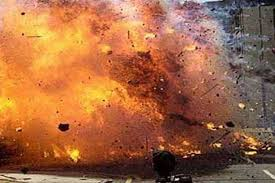 Jabalpur, army workshop ,explodes gas cylinder, one soldier dies