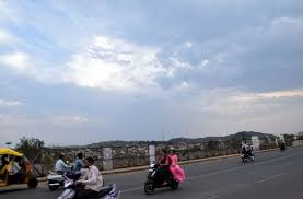 jabalpur, Weatherchanged,due to moist air, Bay of Bengal