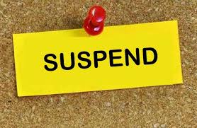 jabalpur, Three patwari suspended, immediate effect,  negligence in work