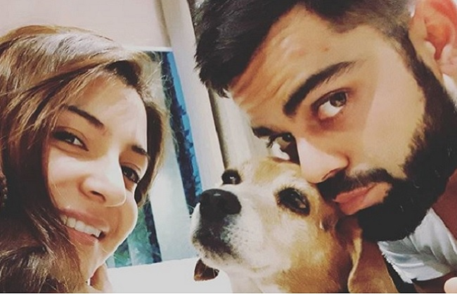mumbai, Anushka Sharma, saddened,death of Pet Dog