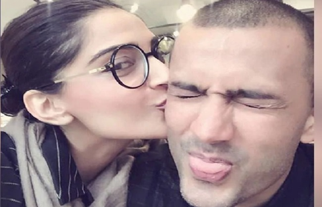 mumbai, Sonam Kapoor,shared throwback picture,social media, second wedding anniversary
