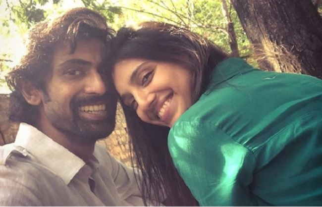 mumbai,Rana Daggubati,confirmed relationship ,sharing picture ,girlfriend Mihika
