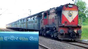 Special train ,leave ,Indore to Rewa ,tonight