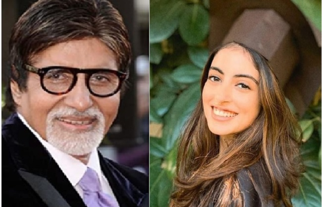 mumbai, Amitabh Bachchan, granddaughter, Navya Naveli, started business