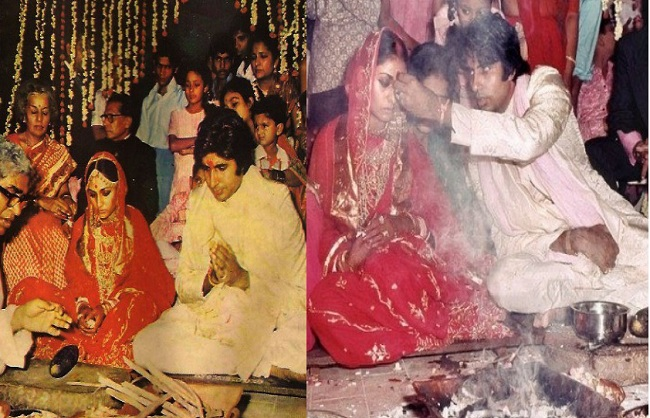 mumbai,story ,Amitabh Jaya wedding ,interesting