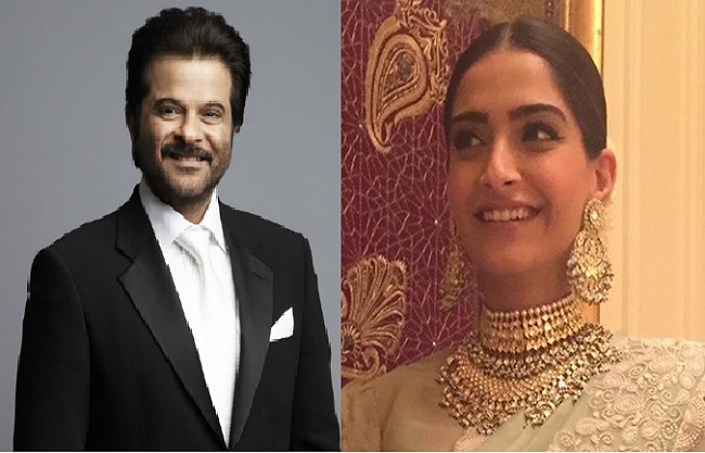 mumbai,Anil Kapoor, daughter Sonam Kapoor, birthday wish,special way