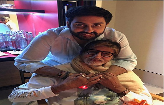 mumbai,childhood, Abhishek Bachchan,set of Papa, film
