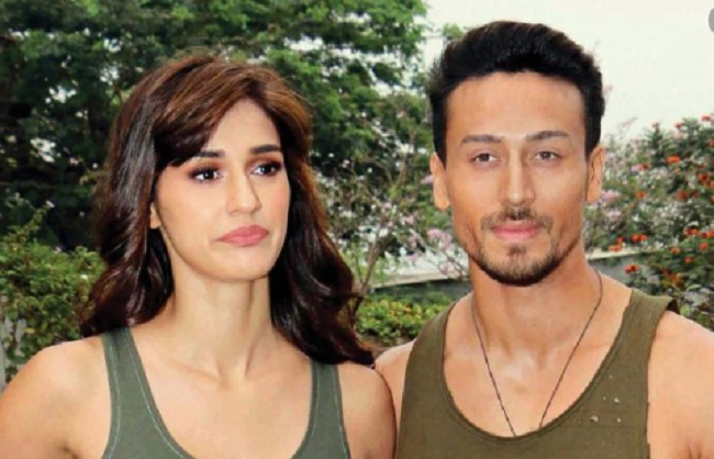 mumbai, Tiger Shroff, shared a throwback video , girlfriend Disha Patani
