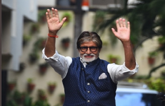 mumbai, Amitabh Bachchan, remembers father lines, Sunday meat share