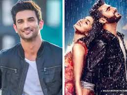 mumbai,Arjun replaced ,Sushant Singh, Chetan half-girlfriend, old post ,going viral