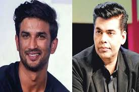 mumbai,After death,Sushant, influence , famous filmmaker, Karan Johar