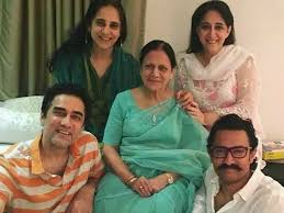 mumbai, Aamir Khan, house staff, report negative , Corona positive family