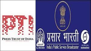 bhopal,Media organizations, angry over ,Prasar Bharati ,threatening ,news agency PTI