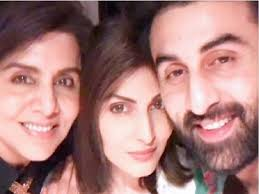 mumbai, Neetu Kapoor, Riddhima, turned 62, congratulate mother, birthday , brother Ranbir