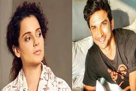 mumbai, Sushant case, Kangana Ranaut, charge not proved,  return Padma Shri