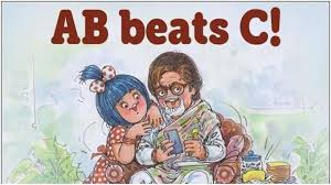 mumbai, how Amul, gave him , tribute after ,Big B got well