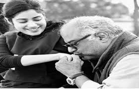 mumbai, Jahnavi Kapoor ,shared special note,sharing a picture, father Boney Kapoor