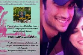 mumbai, Shweta, sister of actor Sushant Singh Rajput, appealed fans ,
