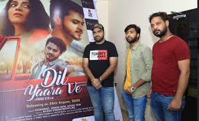 "mumbai, Video song, ""Dil Yaara Way"", launched"
