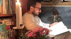 mumbai, Saif Ali Khan ,write autobiography, will be published, 2021