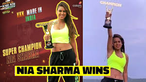 mumbai, Nia Sharma, wins