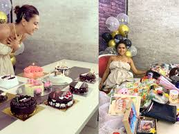 mumbai, Niya Sharma ,celebrated her birthday ,special way