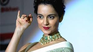 mumbai, Kangana said ,she is not,