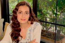 mumbai,Dia Mirza ,issued a statement , social media , name of drugs