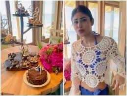 mumbai,Moni Roy ,shared beautiful video , 35th birthday