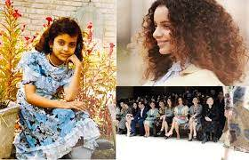 mumbai,Kangana Ranaut, opened the secret, telling story, childhood by tweeting