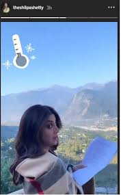 mumbai, Shilpa Shetty ,Manali , shoot of