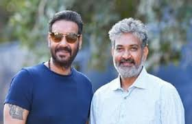 mumbai, Ajay Devgan ,wishes director ,SS Rajamouli, happy birthday, share photo