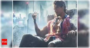 mumbai, Tiger Shroff, first look released , action thriller film