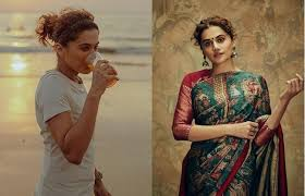 mumbai,Taapsee Pannu, lost weight ,natural drinks, shared experience