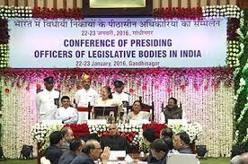 bhopal,Challenges , House Operations , Conference , Presiding Officers