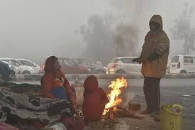 bhopal,MP Rain ,increases chill, temperature will fall, further with fog