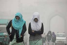 bhopal,MP Cold wave, rain and fog ,21 districts, including capital