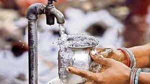 bhopal, MP entire rural population ,water from tap, PHE department , first goal