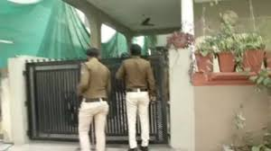 indore,Income tax department, raids, action continues , second day