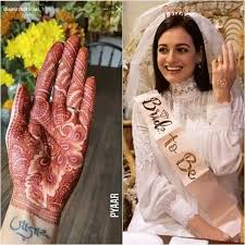 mumbai, Dia Mirza ,shared mehndi pictures, before marriage