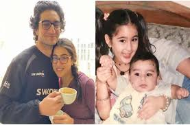 mumbai, Sara Ali Khan ,congratulates brother Ibrahim , his birthday